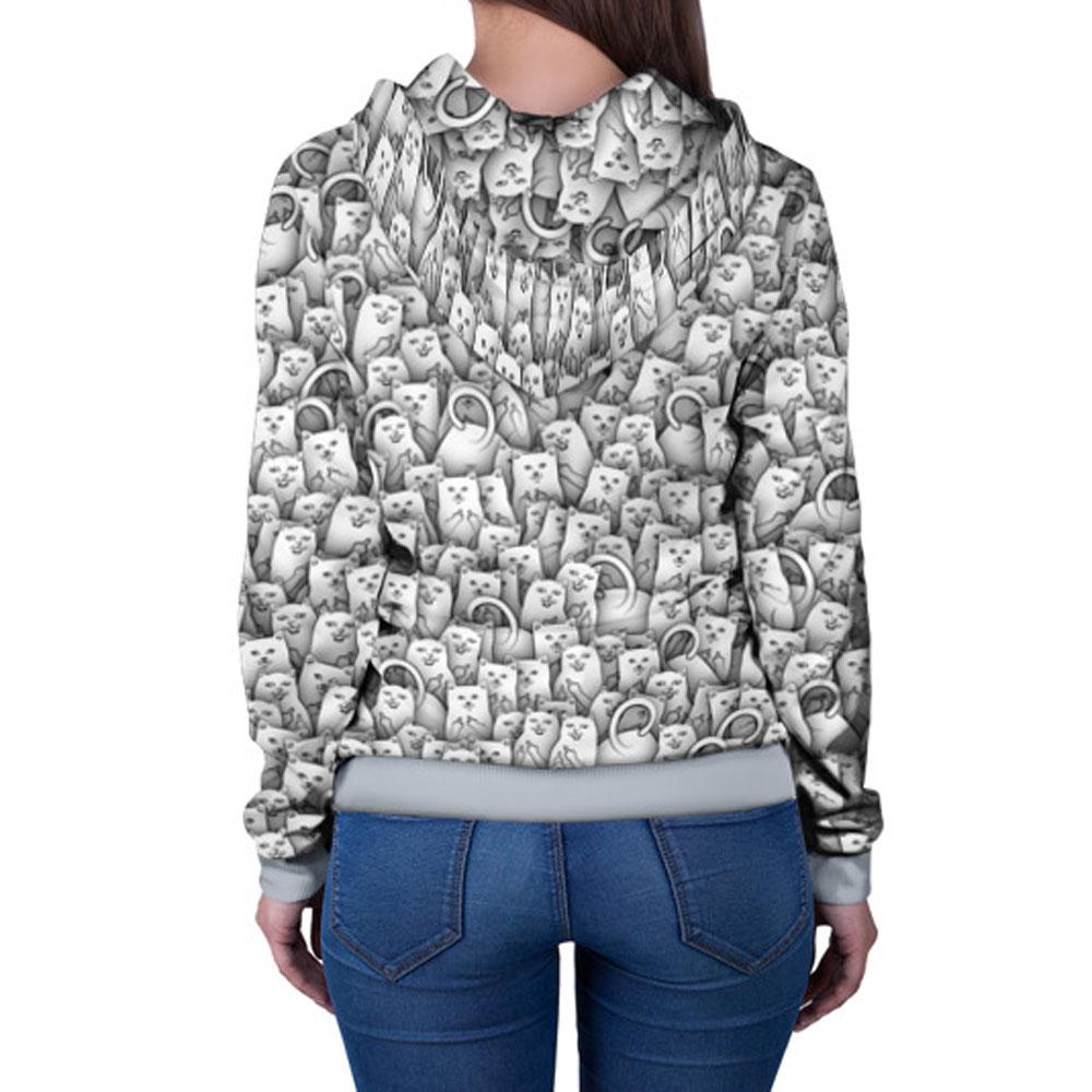 Full print hoodies