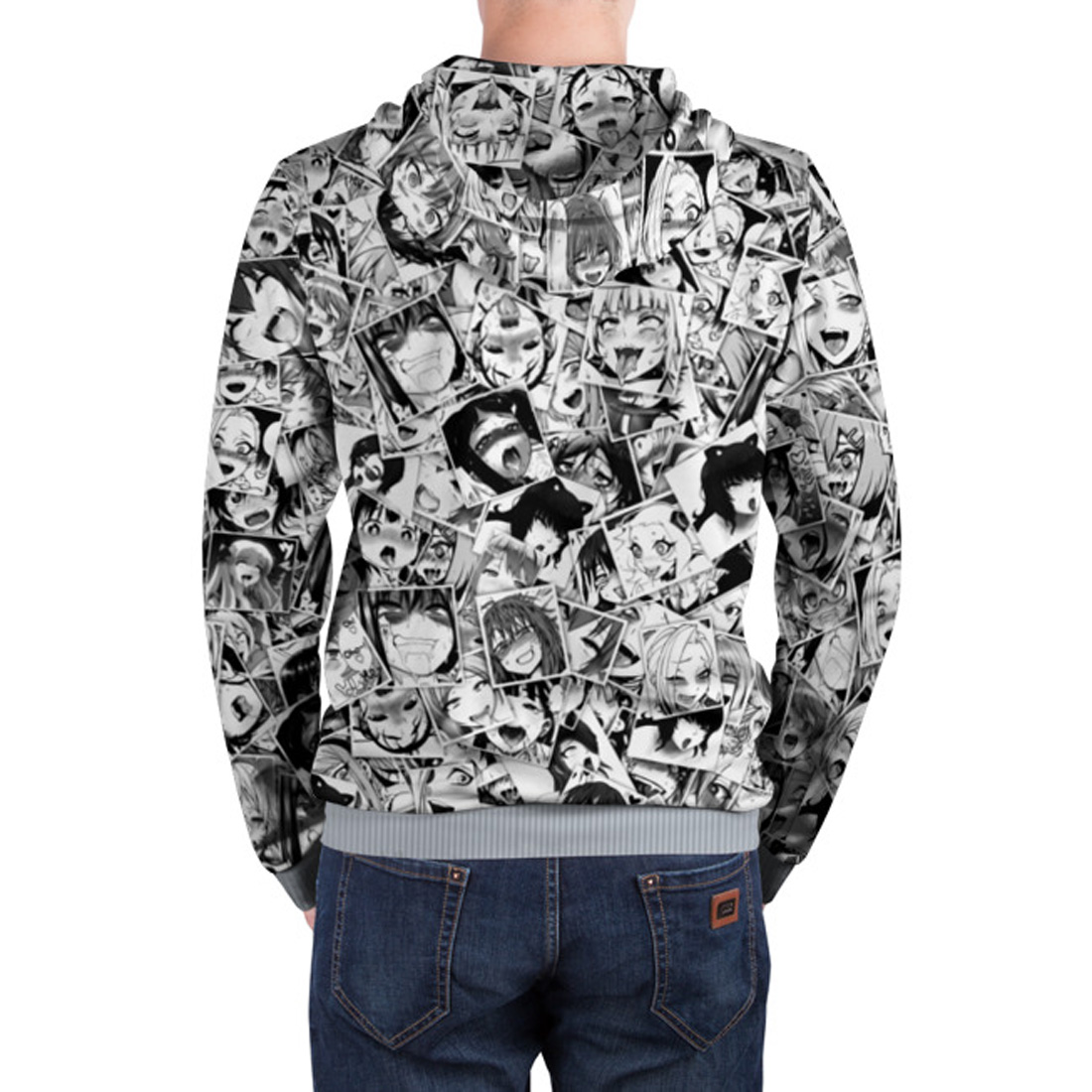 Anime 3D Print Cool Hoodie for Men – Сlothing Store ...