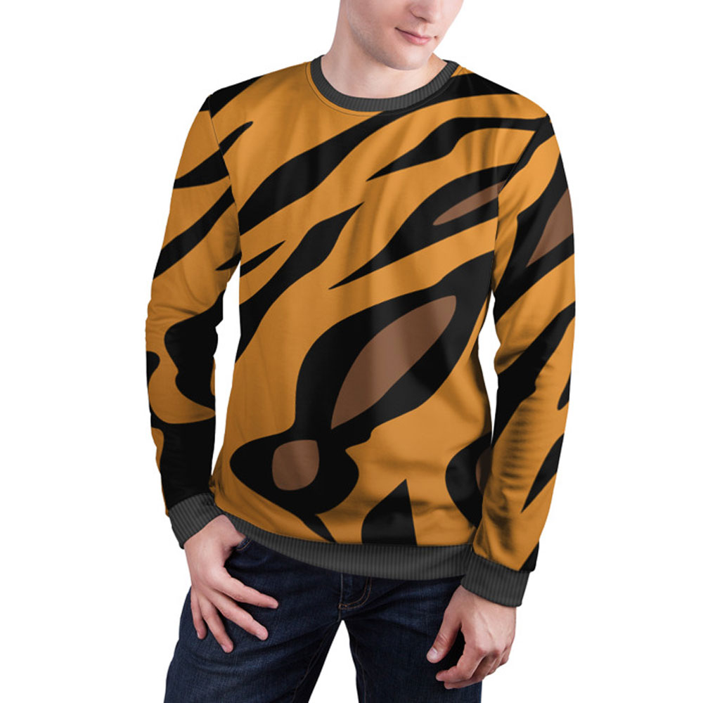 e50edb5a610638 Wool of Tiger Sweatshirt for Men – Сlothing Store